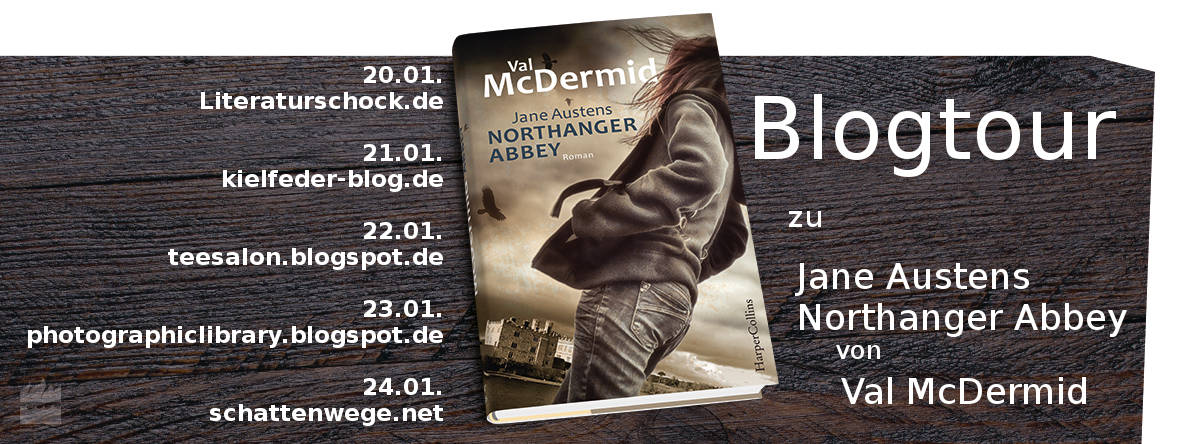 Val McDermid: Jane Austens Northanger Abbey (Blogtour)