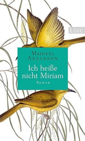 : Ich heiße nicht Miriam