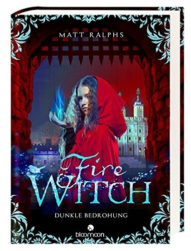 Matt Ralphs: Fire Witch
