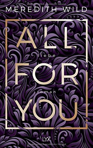 : All For You - Liebe