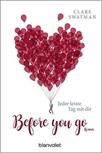 Clare Swatman: Before you go