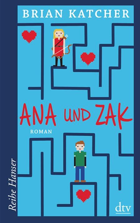 Brian Katcher: Ana und Zak
