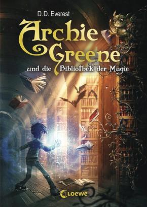 : Archie Greene und die Bibliothek der Magie