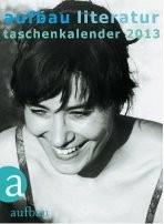 : Aufbau Literatur Taschenkalender 2013