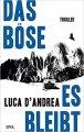 Luca D'Andrea: Das Böse, es bleibt