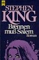 Stephen King: Brennen muß Salem