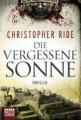 Christopher Ride: Die vergessene Sonne