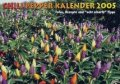 Harald Zoschke: Chili Pepper Kalender 2005