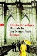 Elizabeth Gaffney: Damals in der Neuen Welt