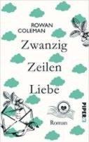 Rowan Coleman: Zwanzig Zeilen Liebe