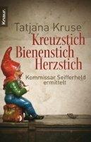 Tatjana Kruse: Kreuzstich Bienenstich Herzstich