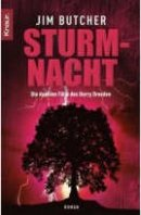Jim Butcher: Sturmnacht