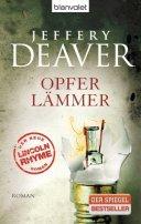 Jeffery Deaver: Opferlämmer