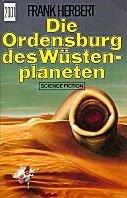 Frank Herbert: Die Ordensburg des Wüstenplaneten