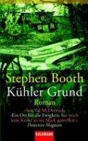 Stephen Booth: Kühler Grund