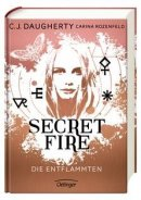 C. J. Daugherty: Secret Fire - Die Entflammten