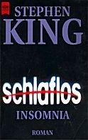 Stephen King: Schlaflos - Insomnia