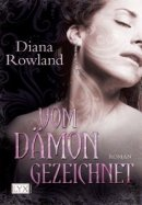 Diana Rowland: Vom Dämon gezeichnet