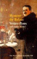 Honoré de Balzac: Vetter Pons