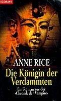 Anne Rice: Die Königin der Verdammten
