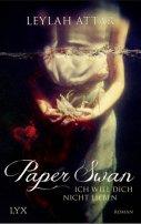 Leylah Attar: Paper Swan