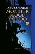 D. M. Cornish: Monster Blood Tattoo: Der Findling