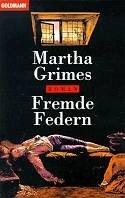 Martha Grimes: Fremde Federn