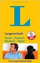 Martin Rütter: Langenscheidt Hund - Deutsch/Deutsch - Hund