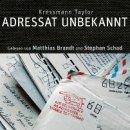 Kathrine Kressmann Taylor: Adressat unbekannt