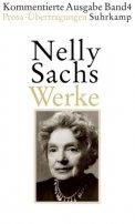 Nelly Sachs: Prosa und Übertragungen