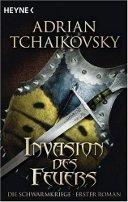 Adrian Tchaikovsky: Invasion des Feuers