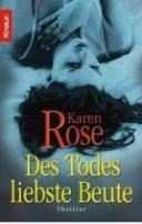 Karen Rose: Des Todes liebste Beute