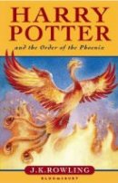 Joanne K. Rowling: Harry Potter and the Order of the Phoenix