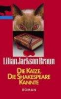 Lilian Jackson Braun: Die Katze, die Shakespeare kannte