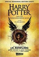 Joanne K. Rowling, John Tiffany, Jack Thorne: Harry Potter und das verwunschene Kind