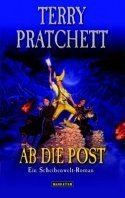 Terry Pratchett: Ab die Post