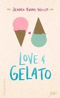Jenna Evans Welch: Love & Gelato