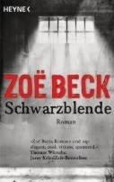 Zoë Beck: Schwarzblende