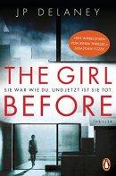 JP Delaney: The Girl Before
