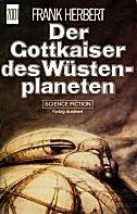 Frank Herbert: Der Gottkaiser des Wüstenplaneten