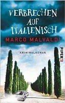 Marco Malvaldi: Verbrechen auf Italienisch