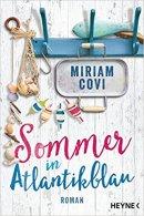 Miriam Covi: Sommer in Atlantikblau