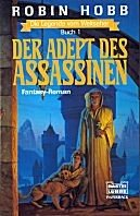 Robin Hobb: Der Adept des Assassinen