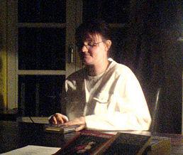 Lesung Tanja Kummer